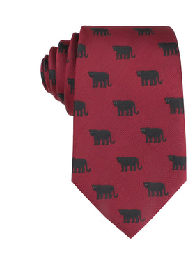 Black Panther Necktie