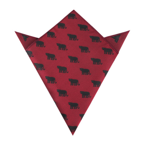 Black Panther Pocket Square