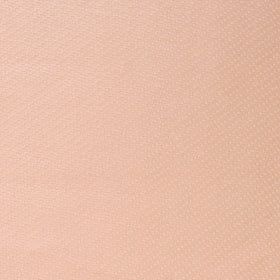 Blush Beige Linen Pocket Square