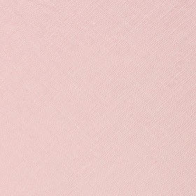 Blush Petal Pink Linen Pocket Square