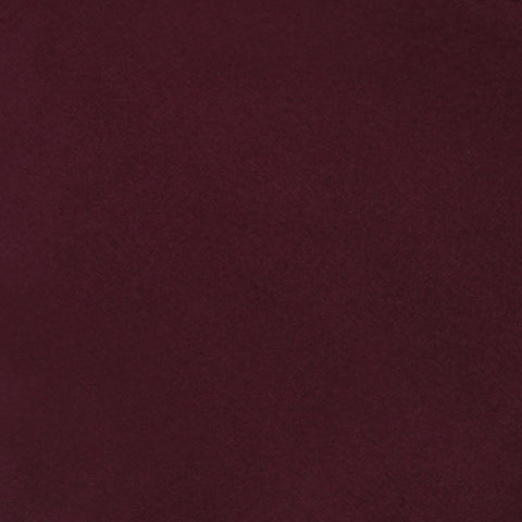 Bond Burgundy Velvet Pocket Square