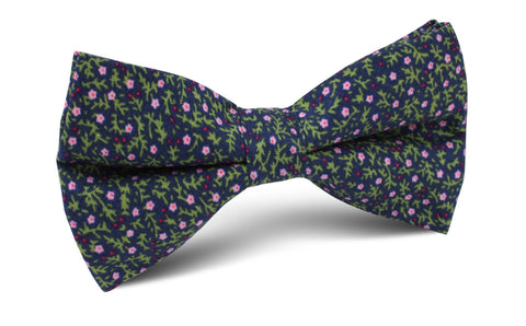 Boston Floral Garden Bow Tie