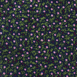 Boston Floral Garden Necktie Fabric