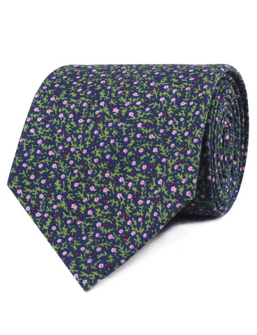 Boston Floral Garden Necktie
