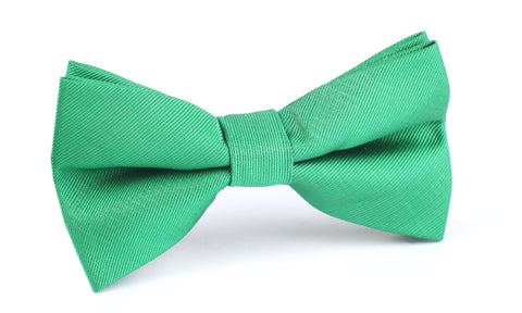 Brazilian Green Bow Tie