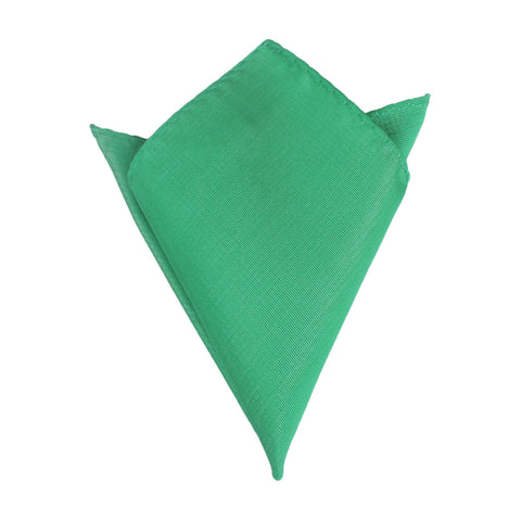 Brazilian Green Pocket Square