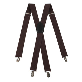 Brown Suspender Braces
