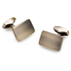 Brunello Cucinelli Antique Brass Cufflinks