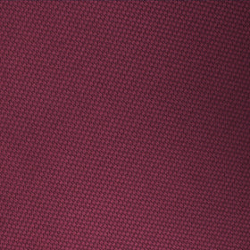 Burgundy Basket Weave Pocket Square