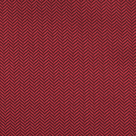 Burgundy Herringbone Kids Bow Tie