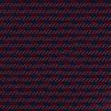 Burgundy Houndstooth Fabric Self Bowtie