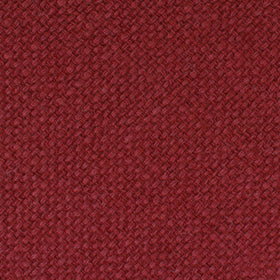 Burnt Burgundy Basket Weave Linen Kids Bow Tie