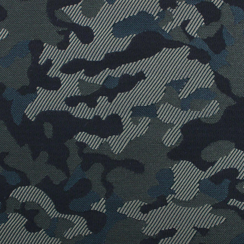 Camouflage Army Green Diamond Bow Tie