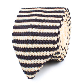 Cape Honey Knitted Tie