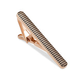 Casino Royale Rose Gold Tie Bar