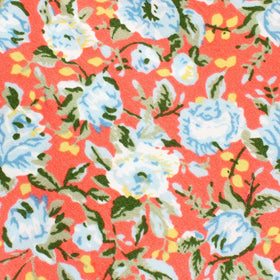 Cayman Island Floral Pocket Square
