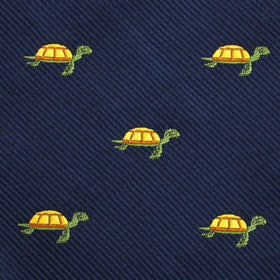 Cecil The Turtle Pocket Square