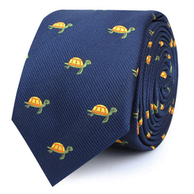 Cecil The Turtle Skinny Tie