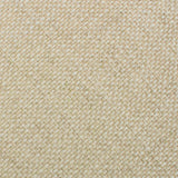 Champagne Basket Weave Linen Skinny Tie Fabric