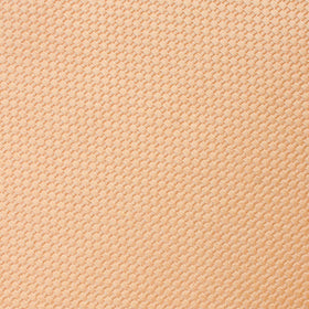 Champagne Gold Basket Weave Pocket Square