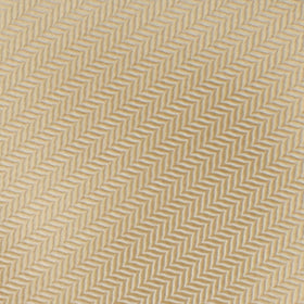 Champagne Gold Herringbone Chevron Pocket Square