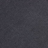 Charcoal Grey Slub Linen Fabric Self Tie Diamond Tip Bow TieL177