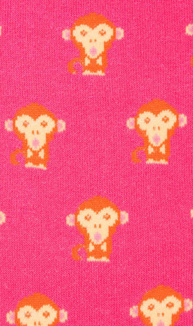 Cheeky Monkey Socks