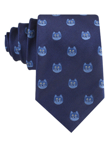 Cheshire Cat Face Tie