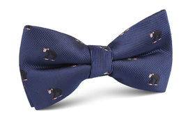 Chimpanzee Monkey Bow Tie