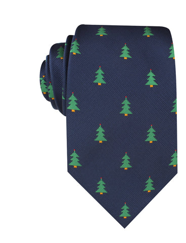 Christmas Tree Necktie