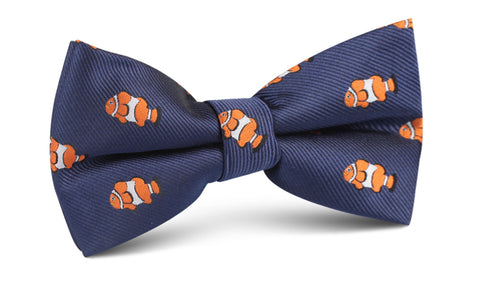 Clown Fish Bow Tie