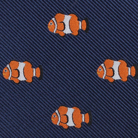 Clown Fish Diamond Bow Tie