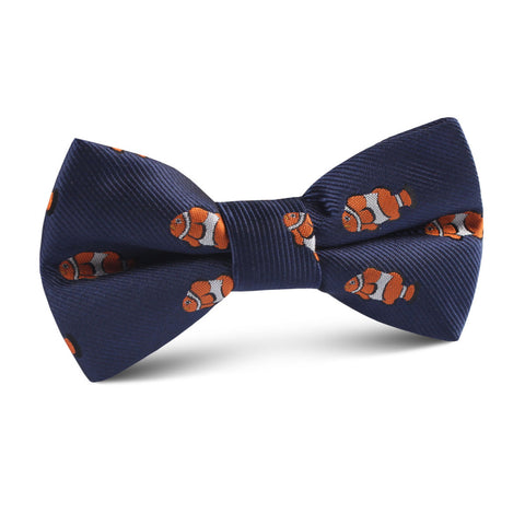 Clown Fish Kids Bow Tie