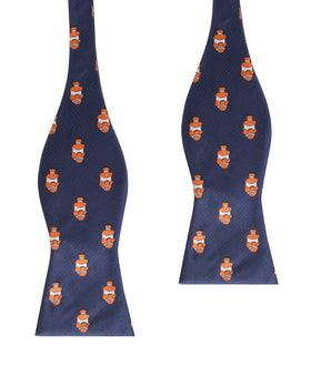 Clown Fish Self Bow Tie