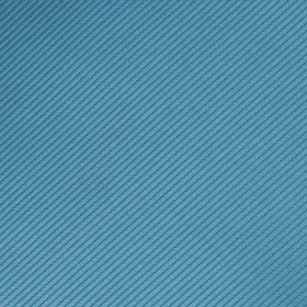 Coastal Blue Twill Pocket Square