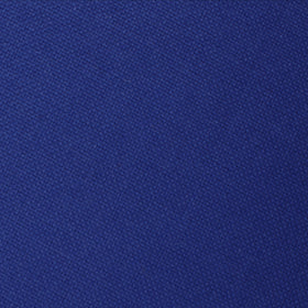 Cobalt Blue Linen Pocket Square