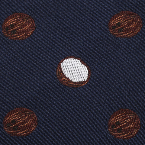 Coconut Pocket Square