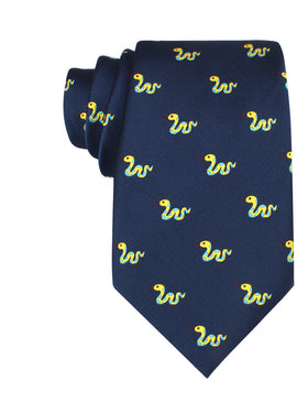 Corn Yellow Snake Necktie