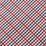 Crimson Gingham Fabric Self Tie Bow Tie X704
