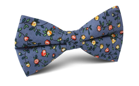 Dantesco Museo Floral Bow Tie