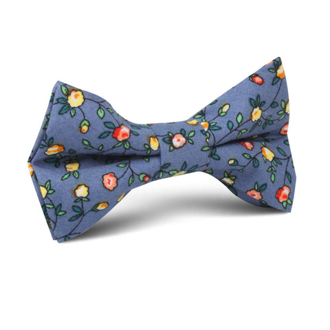 Dantesco Museo Floral Kids Bow Tie