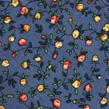 Dantesco Museo Floral Necktie Fabric