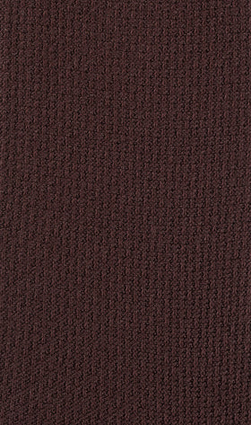 Dark Coffee Brown Textured Socks