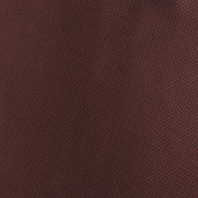 Dark Brown Basket Weave Pocket Square