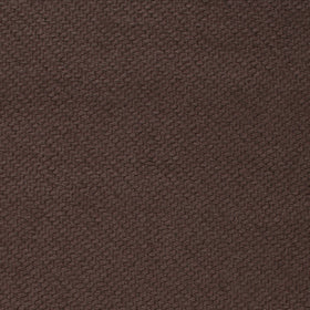 Dark Brown Truffle Linen Pocket Square