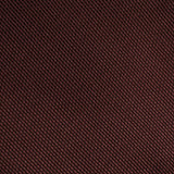 Dark Brown Weave Necktie Fabric