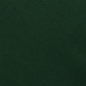 Dark Emerald Green Linen Pocket Square