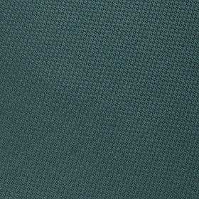 Dark Green Basket Weave Pocket Square