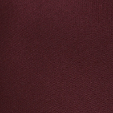 Dark Merlot Wine Satin Pocket Square