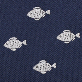 Deep Sea Fish Kids Bow Tie